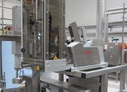 Automatic feeding systems for beer industry